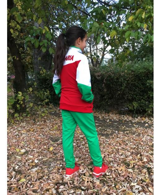 Детски Екип на България за Момичета