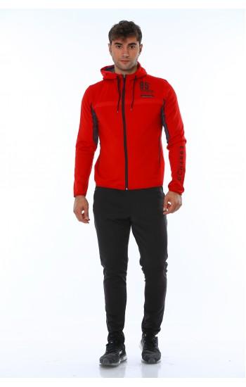 MXCSPORT Tracksuit Sportswear в Червено