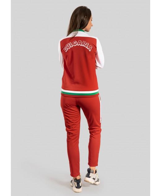 Дамски Спортен Екип България