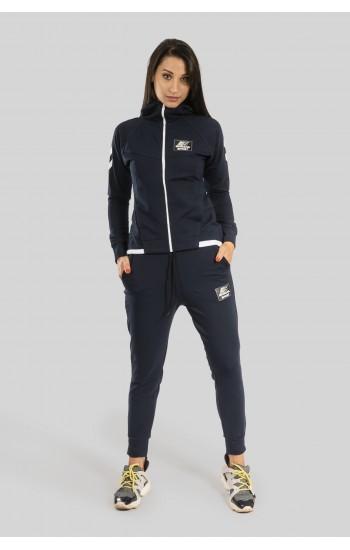 Дамски екип BorianaSport тъмно синьо