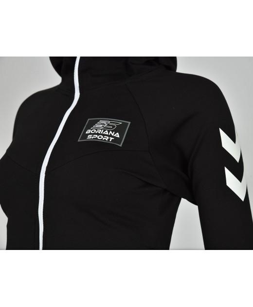Дамски екип BorianaSport черно