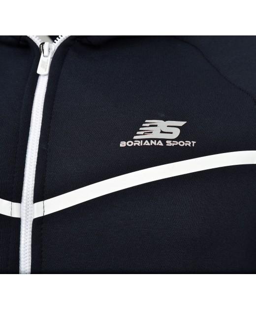 Ватиран Мъжки  Екип BorianaSport в Тъмно Синьо