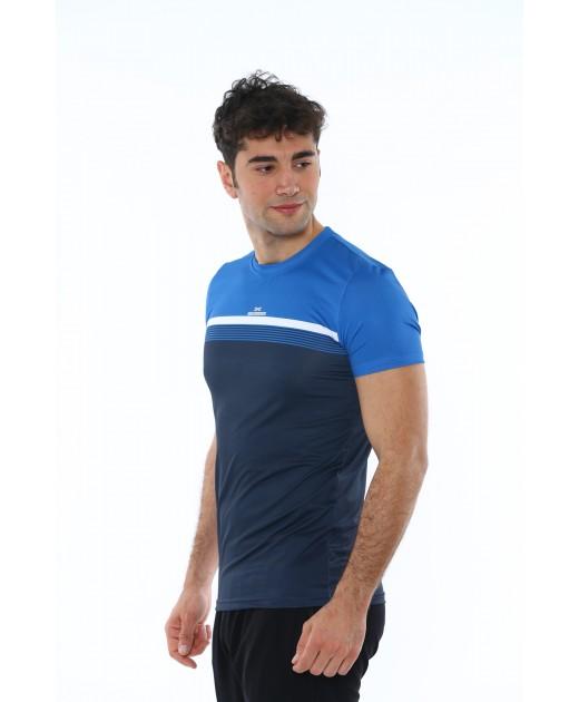 MXCSPORT Мъжка Спортна Тениска Turquoise