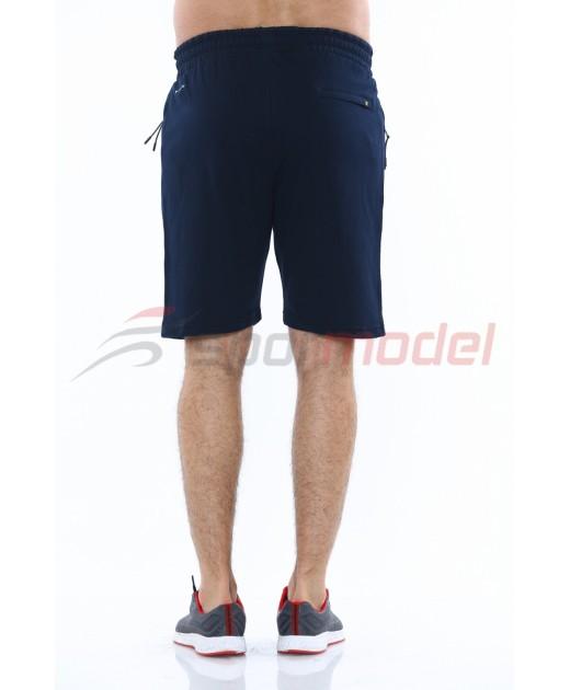bf842dedb18 MXCSPORT Мъжки Къси Панталони Цвят Тъмно Синьо
